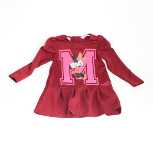 H&M Disney Minnie Mouse Dress 2-4T