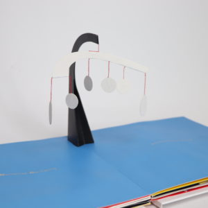 Blue 2 Pop-Up Book